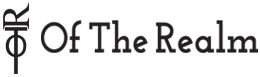 Of the realm logo