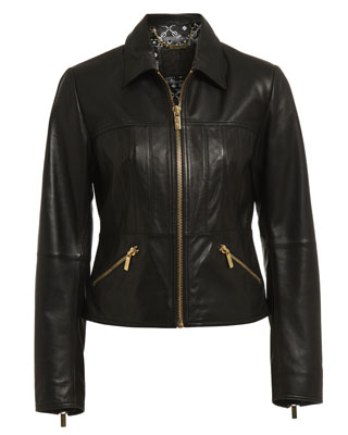 GIGI JACKET IN BLACK