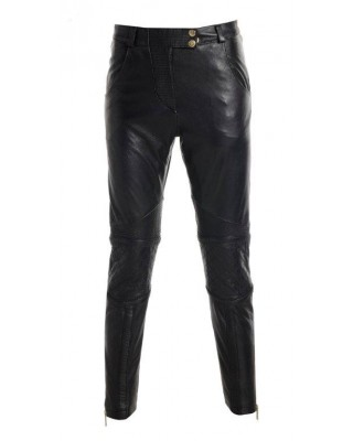 Black Cab Biker Trousers