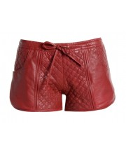 Brick Red Runner Shorts