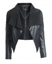 Black Cab Waterfall Jacket