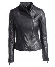 Black Cab Shawl Collar Jacket